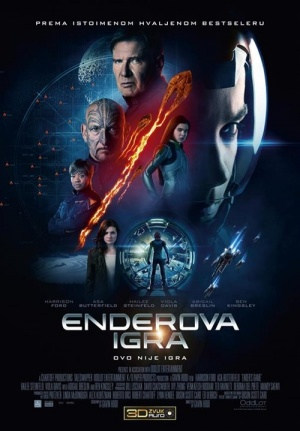 Ender's Game 500x719