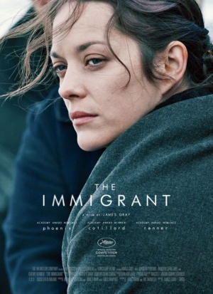 The Immigrant 620x853