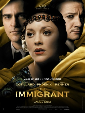 The Immigrant 3765x5000
