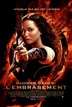 The Hunger Games: Catching Fire 1461x2164