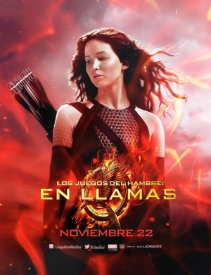 The Hunger Games: Catching Fire 1024x1334