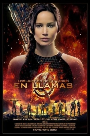The Hunger Games: Catching Fire 497x750