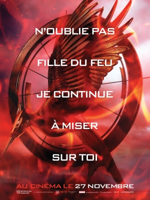 The Hunger Games: Catching Fire 1418x1890