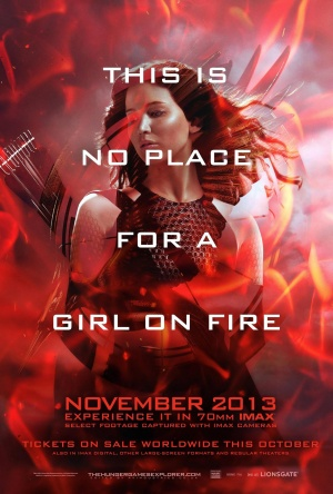 The Hunger Games: Catching Fire 1280x1896