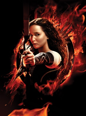 The Hunger Games: Catching Fire 3724x5000