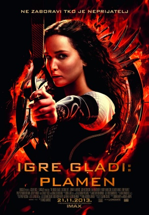 The Hunger Games: Catching Fire 1425x2048