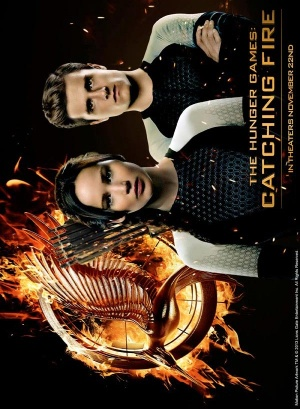 The Hunger Games: Catching Fire 600x818