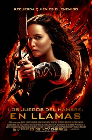 The Hunger Games: Catching Fire 1800x2736