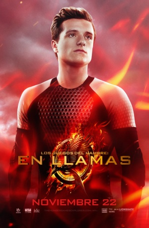 The Hunger Games: Catching Fire 591x906