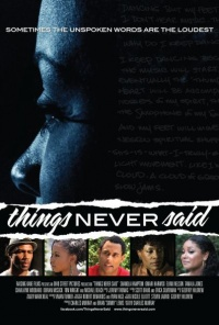 Things Never Said poster