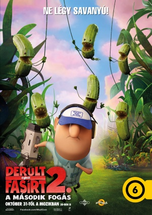 Cloudy with a Chance of Meatballs 2 1024x1445