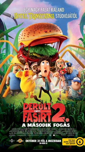 Cloudy with a Chance of Meatballs 2 1080x1920
