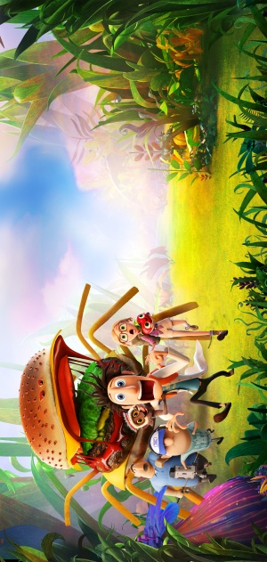 Cloudy with a Chance of Meatballs 2 2377x5000