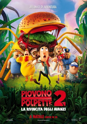 Cloudy with a Chance of Meatballs 2 3307x4724