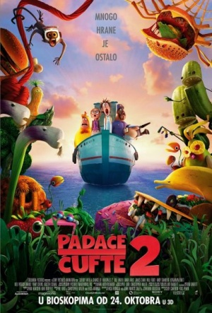 Cloudy with a Chance of Meatballs 2 406x600