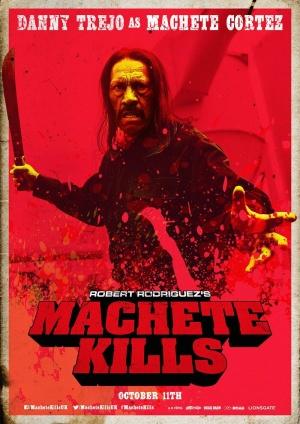 Machete Kills 1000x1414