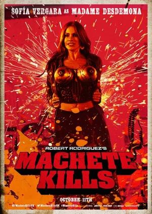 Machete Kills 550x778