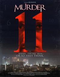 Murder Eleven poster