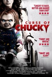 Curse of Chucky poster