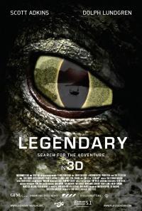 Legendary - La tomba del dragone poster