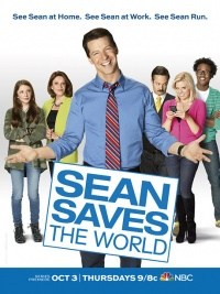 Sean Saves the World poster