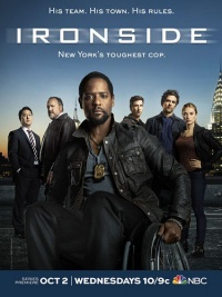 Ironside poster
