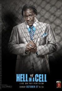 Hell in a Cell poster
