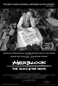 Herblock: The Black & the White poster