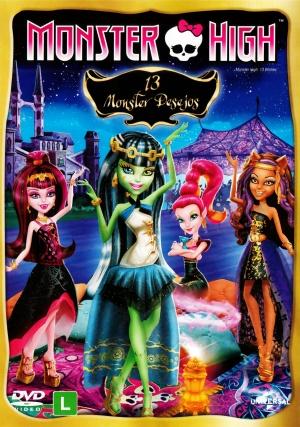 Monster High - 13 Wünsche 1516x2156