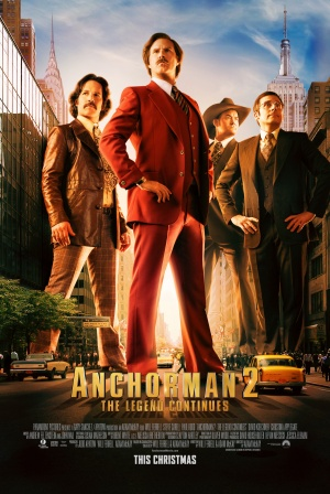 Anchorman 2: The Legend Continues 2374x3546