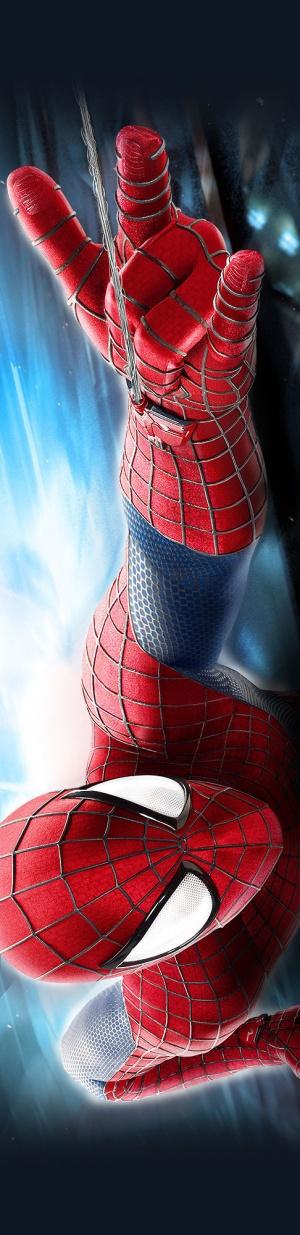The Amazing Spider-Man 2 486x2000