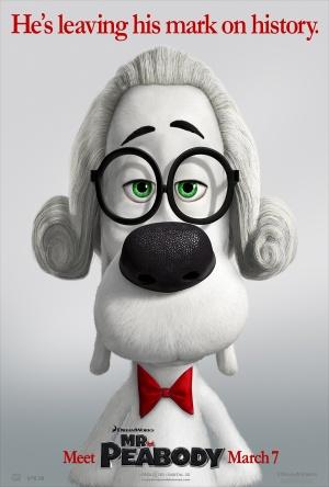 Mr. Peabody & Sherman 1350x2000