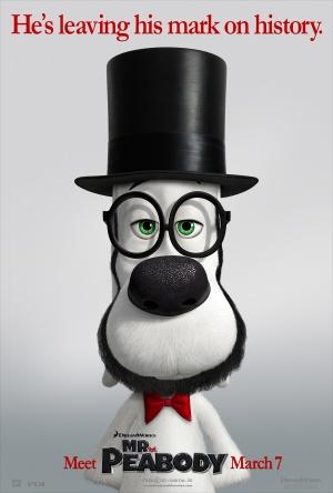 Die Abenteuer von Mr. Peabody & Sherman 1350x2000