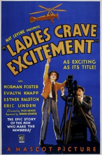 Ladies Crave Excitement poster