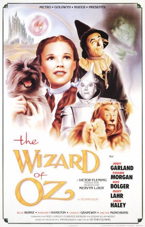 The Wizard of Oz 547x855