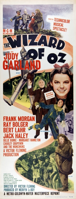 The Wizard of Oz 1912x5000
