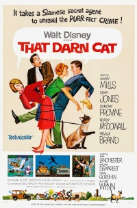 That Darn Cat! poster