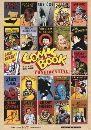 Comic Book Confidential 333x475