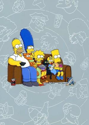 The Simpsons 570x800