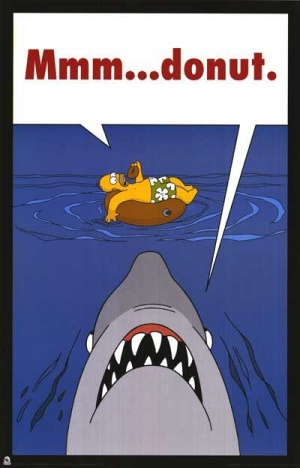Die Simpsons 400x624