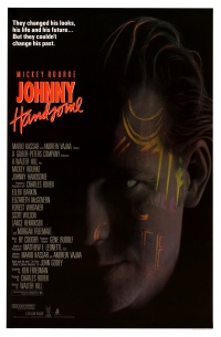 Johnny il bello poster