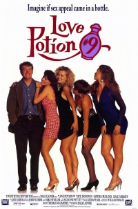 Love Potion No. 9 poster