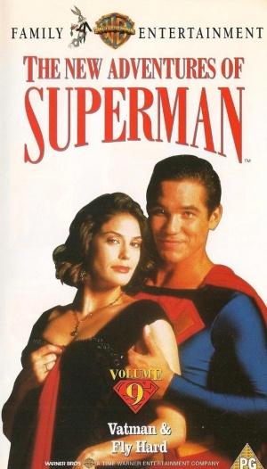 Lois & Clark: The New Adventures of Superman 649x1137