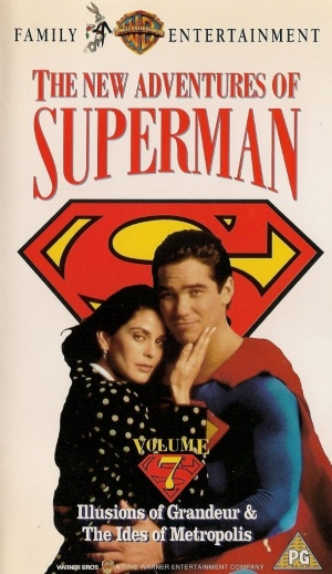 Lois & Clark: The New Adventures of Superman 658x1136
