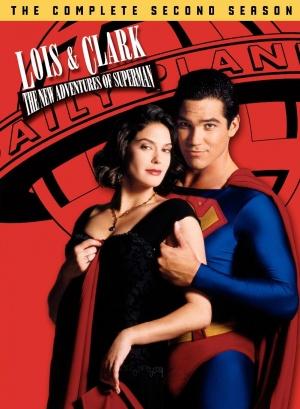 Lois & Clark: The New Adventures of Superman 1099x1500