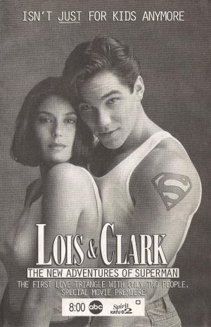 Lois & Clark: The New Adventures of Superman 933x1442