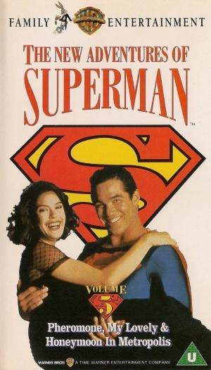 Lois & Clark: The New Adventures of Superman 653x1145