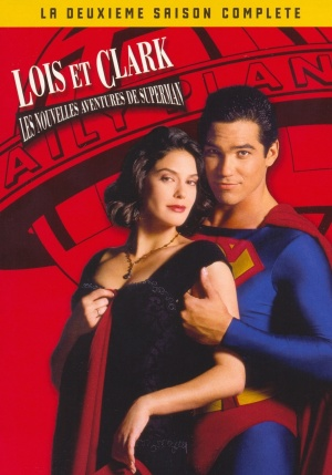 Lois & Clark: The New Adventures of Superman 1019x1456