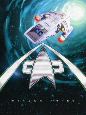 Star Trek: Deep Space Nine 921x1236
