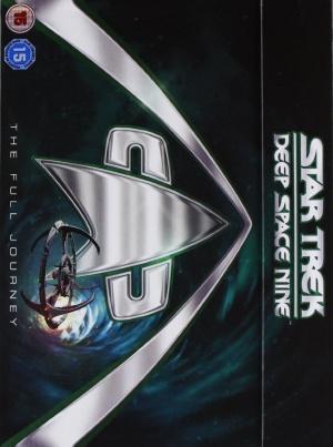 Star Trek: Deep Space Nine 1118x1500